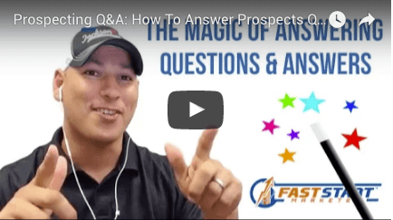 Network Marketing Q&A Greg Gomez III